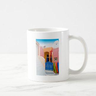 Unique Santorini architecture Coffee Mug