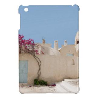 Unique Santorini architecture Cover For The iPad Mini