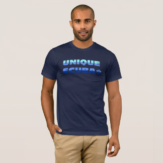 Unique Scuba depth perception T-Shirt