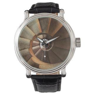 Unique Spiral Watch (Male Version)