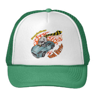 Unique Stepfather Fathers Day Gifts Trucker Hat