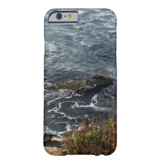 unique stork and waves seascapa barely there iPhone 6 case