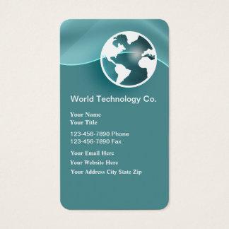 Unique Technology Business Cards