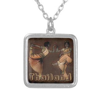 Unique Thai Silver necklace
