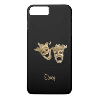 Unique Theater Monogram  iPhone 7 Case