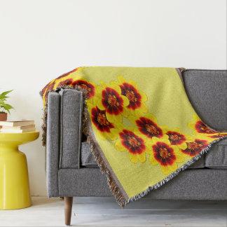 unique throw blanket