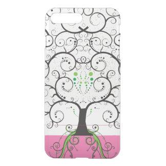 Unique Tree of Life like Illustration clear iphone iPhone 8 Plus/7 Plus Case
