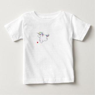 Unique Unicorn Baby Fine Jersey T-Shirt