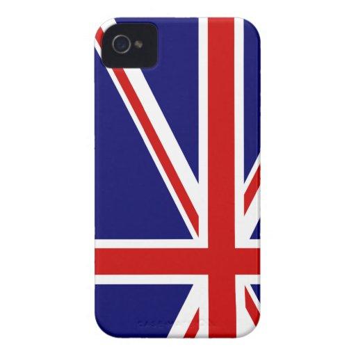 Unique Union Jack Blackberry Bold 9700/9780 Cover Case-Mate Blackberry Case