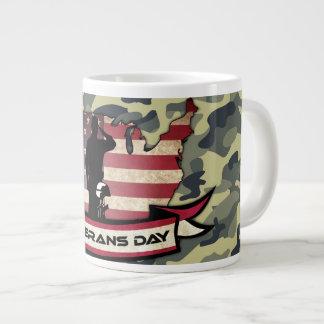 Unique Veterans Day honors Mug