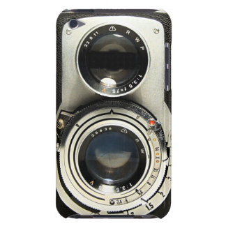 Unique vintage Camera Barely There iPod Case