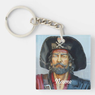 Unique vintage Pirate Key Ring