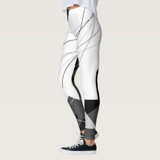 uniquely design leggings