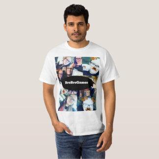 Unisex Brebregames tee shirt
