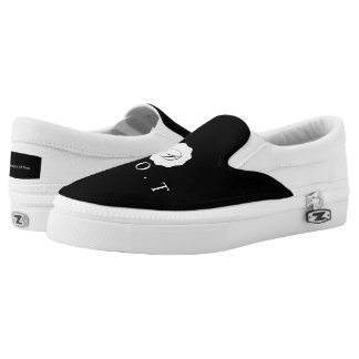 Unisex Custom Slip On Shoes Printed Shoes