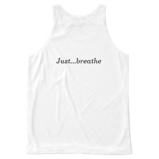 Unisex Tank Top All-Over Print Tank Top