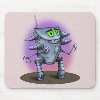 UNIT ALIEN ROBOT CARTOON  Mousepad