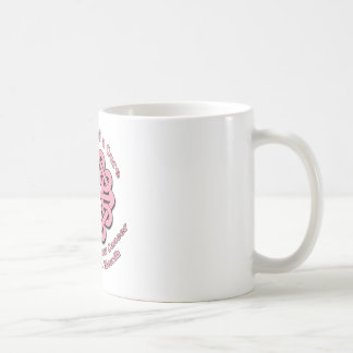 Unite for a Cure Breast Cancer Awareness Products Basic White Mug