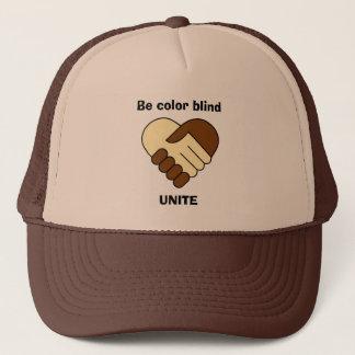'Unite' hat