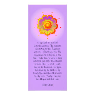 Unite the Hearts Prayer Full Colour Rack Card