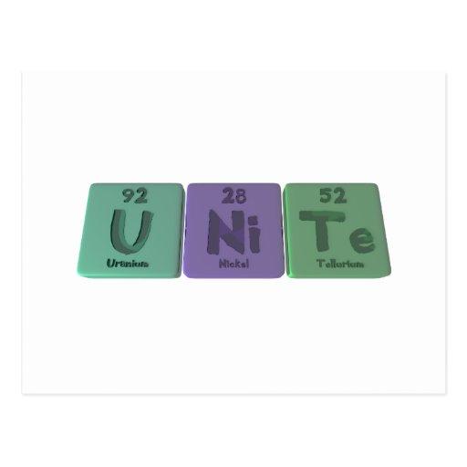 Unite-U-Ni-Te-Uranium-Nickel-Tellurium.png Post Cards