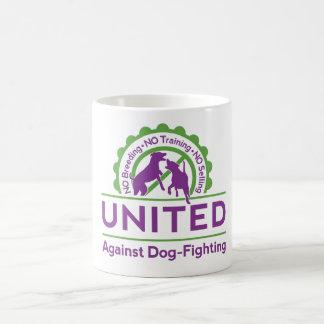 UNITED Against Dog-Fighting Mug