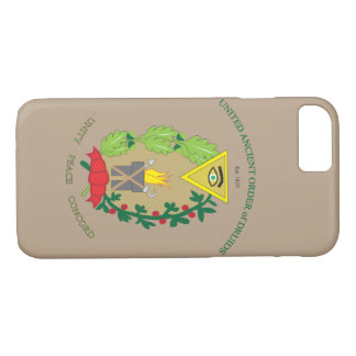 UNITED ANCIENT ORDER OF DRUIDS iPhone 8/7 CASE