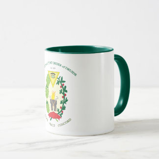 UNITED ANCIENT ORDER OF DRUIDS MUG