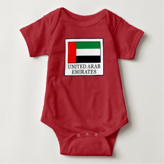 United Arab Emirates Baby Bodysuit