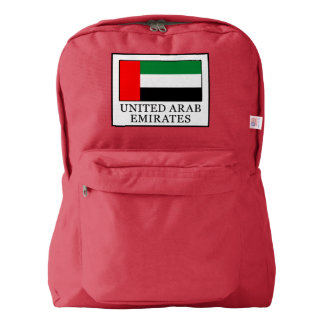 United Arab Emirates Backpack