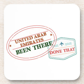 United Arab Emirates Been There Done That Coaster