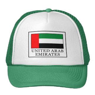 United Arab Emirates Cap