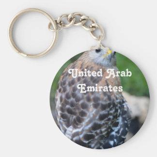 United Arab Emirates Falcon Key Chains