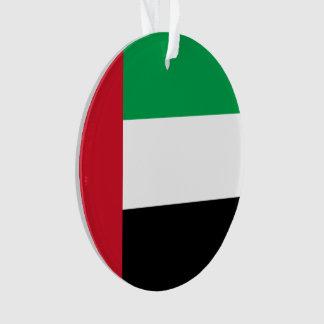 United Arab Emirates Flag Ornament