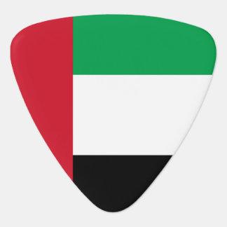 United Arab Emirates Flag Plectrum