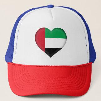 United Arab Emirates Flag Trucker Hat