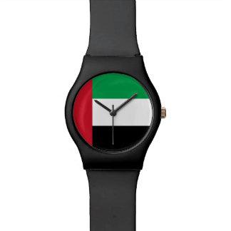 United Arab Emirates Flag Watch