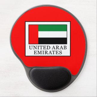 United Arab Emirates Gel Mouse Pad
