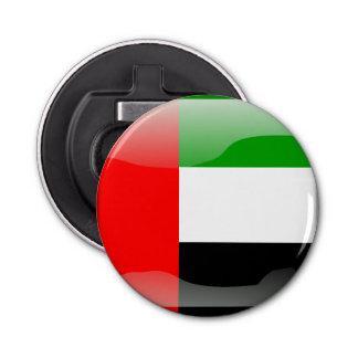 United Arab Emirates glossy flag Bottle Opener