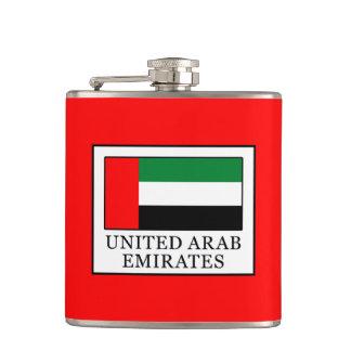 United Arab Emirates Hip Flask