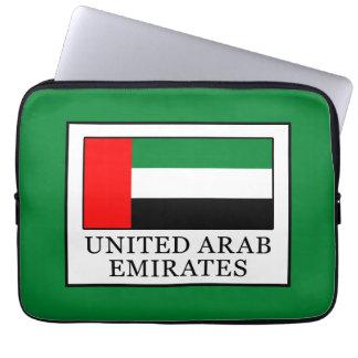 United Arab Emirates Laptop Sleeve