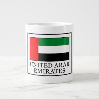 United Arab Emirates Large Coffee Mug