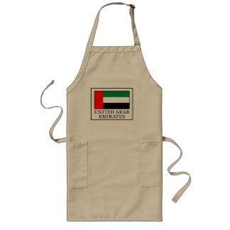 United Arab Emirates Long Apron