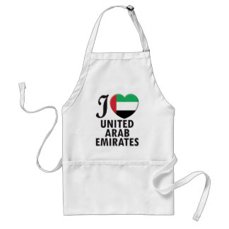 United Arab Emirates Love Aprons