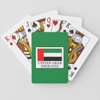 United Arab Emirates Playing Cards
