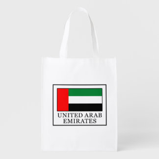 United Arab Emirates Reusable Grocery Bag