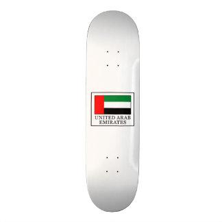 United Arab Emirates Skate Board