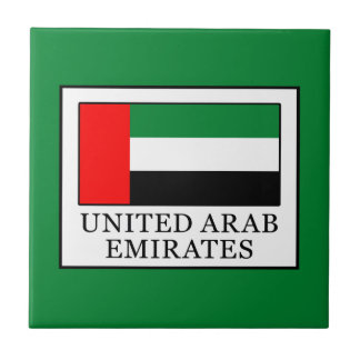 United Arab Emirates Small Square Tile