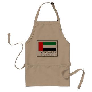 United Arab Emirates Standard Apron