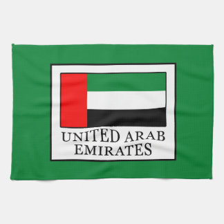 United Arab Emirates Tea Towel